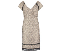 ALBERTE Cocktailkleid / festliches Kleid sand