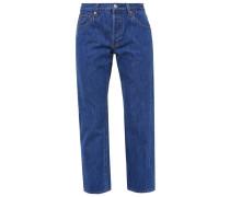 Jeans Straight Leg medium indigo