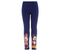MINNIE UND MICKEY Leggings Hosen navy