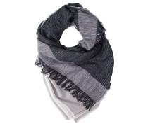Schal - black/grey