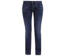 NEW SWENFANI Jeans Straight Leg clean dark blue