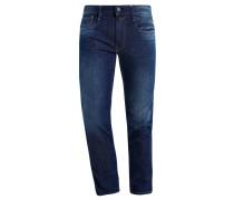ANBASS - Jeans Slim Fit - dark blue denim