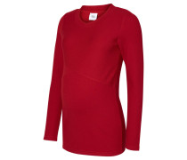 Langarmshirt biking red