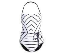 Badeanzug - white