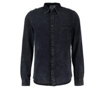 RUDE - Hemd - worn black