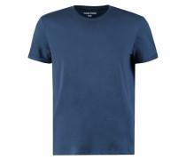 REGULAR FIT TShirt basic dark blue denim