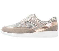 Sneaker low grey/rosegold