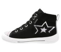 TENSY Sneaker high schwarz