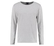 Langarmshirt - light grey