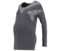 MLPAIBLO - Langarmshirt - medium grey melange