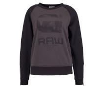 GStar RUMA 3D ZIP BF SW L/S Sweatshirt black