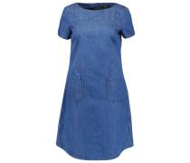 Jeanskleid mid blue denim