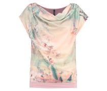 SUIRIRI - T-Shirt print - rose