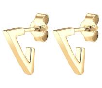 Ohrringe - goldfarben