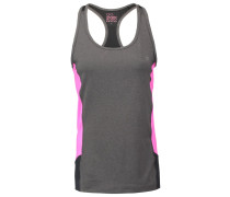 Top dark grey melange
