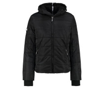 POLAR SPORTS - Winterjacke - black/cobalt