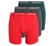 SOLIDS 3 PACK Panties dark grey