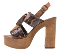 VMFINNA High Heel Sandaletten seal brown