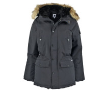 ANCHORAGE - Parka - black