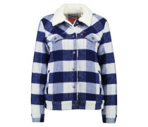 Übergangsjacke peacoat plaid