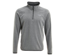 GLACIER - Fleecepullover - grey