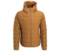 SHIBUYA Winterjacke bronze brown