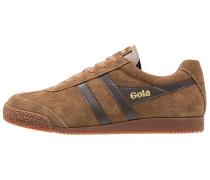 HARRIER Sneaker low tobacco/dark brown