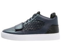 LASALA Sneaker high navy/white