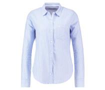 Hemdbluse white/blue