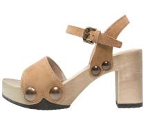 EILYN - Clogs - sand/kaleido