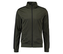 Trainingsjacke olive/black