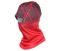 THOT PIVOT Mütze red/black