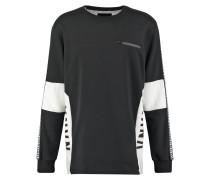 CHARGER Sweatshirt black/white