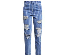 LASER Jeans Relaxed Fit bleach