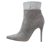 Stiefelette grey/silver