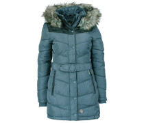LUBECK - Wintermantel - dove blue polyester