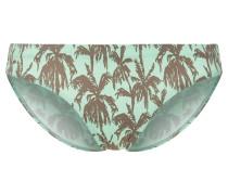 IPANEMA BikiniHose palmtree/green