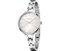 GRAPHIC - Uhr - silver-colored