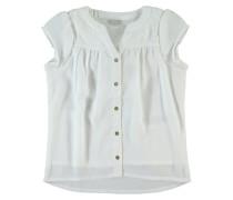 NITHAPULKI Bluse bright white