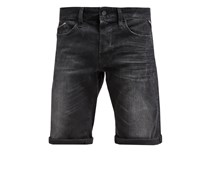 WAITOM Jeans Shorts black denim