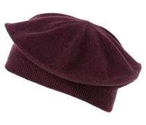 Mütze burgundy