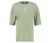 OVERSIZED FIT - Langarmshirt - light khaki