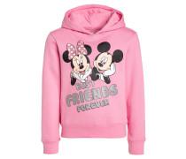 MINNIE Sweatshirt sachet pink
