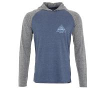TRAIL SHAKER - Sweatshirt - zinc/diamnod sun