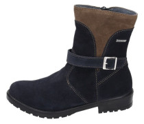 Stiefelette dark blue
