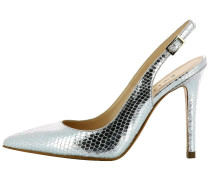ALINA - High Heel Pumps - silber