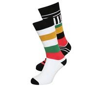 2 PACK Socken multicolor