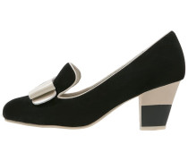 ELSIE Pumps black/creme