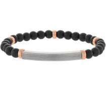 STEEL - Armband - schwarz