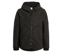 INSUPERABLE Strickjacke jet black